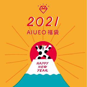 AIUEOの福袋の中身2021-6-1