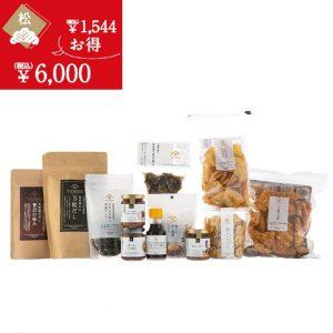 久世福商店の福袋ネタバレ2021-1-2