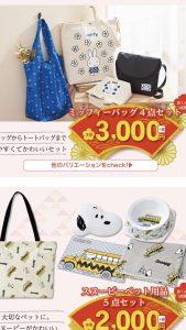 おしゃれ生活空間シャンブルの福袋2021-7-3