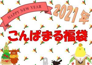 インコ・オウム専門店 こんぱまるの福袋の中身2021-10-1
