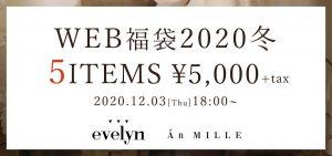 エブリンの福袋の中身2021-5-1