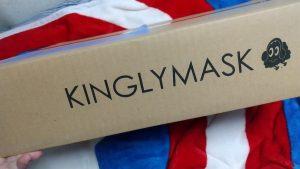キングリーマスクの福袋の中身2021-4-1