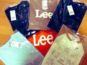 リーの福袋の中身2021-8-1