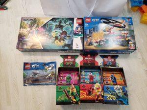レゴの福袋を公開2021-12-4