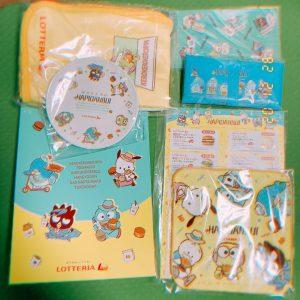 ロッテリアの福袋ネタバレ2021-11-2