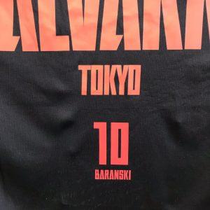 アルバルク東京の福袋の中身2021-5-1