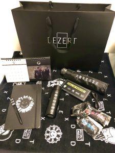DEZERTの福袋の中身2021-7-1