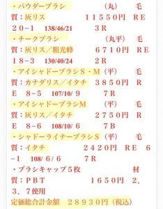 永豊堂の福袋ネタバレ2021-3-2