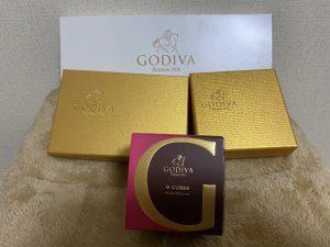 ゴディバの福袋ネタバレ2021-10-2