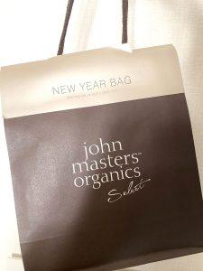 ジョンマスターズオーガニックの福袋の中身2021-5-1