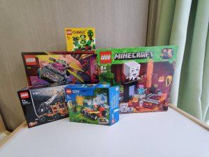 レゴの福袋の中身2021-5-1