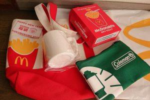 マクドナルドの福袋ネタバレ2021-7-2
