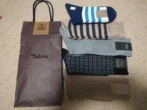 タビオの福袋ネタバレ2021-1-2