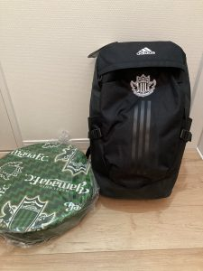 松本山雅FCの福袋の中身2021-1-1