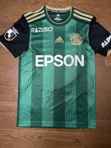 松本山雅FCの福袋の中身2021-7-1